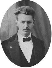 Nikolai Nesterov, the grandfather of Natalya Nesterova