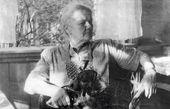 Anna Petrovna, the grandmother of Natalya Nesterova