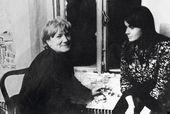Natalya Nesterova and Tatiana Nazarenko. 1980s