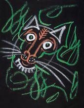 Tatiana Mavrina. Kotofey Cat. 1975