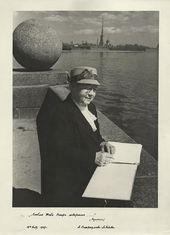 Anna Ostroumova-Lebedeva. 1947