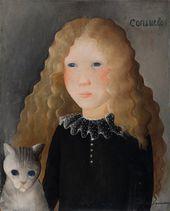 OLGA SACHAROFF. Consuelo. 1924