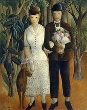 OLGA SACHAROFF. Newlyweds. About 1929
