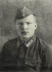 Efrem Zverkov. 1942
