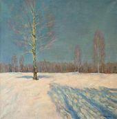 Efrem Zverkov. Sunny February. 1998