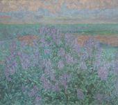 Efrem Zverkov. Blooming Lilac. 1969