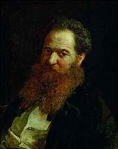 Портрет Г.-Й. Шиффа. 1867