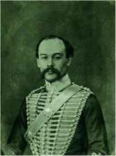 Неизвестный художник. Портрет Г.Н. Ге. Конец 1840-х