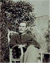 Иван Ге, внук художника. 1910-е