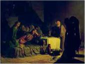 Тайная вечеря. 1863