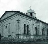 Монаетыршце Церковь Рождества Богородицы. Фотография 1990-х