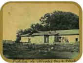 Дом H.H. Ге на хуторе Ивановском. Вторая половина 1880-х - начало 1890-х
