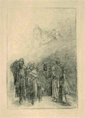 Вторая заповедь («Не прелюбодействуй»). 1886