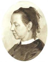 Портрет М.А. Поленовой. 1865