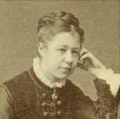 Е.Д. Поленова. Фото. 1874
