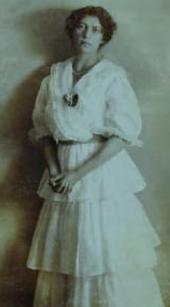 Н.И.Комаровская. Фотография. 1910-е