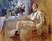 Портрет артиста Ф.И. Шаляпина. 1911