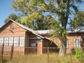 Дом К.А. Коровина в Охотине. Фотография. 2012