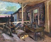 Охотино. 1912