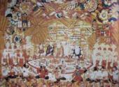 Н.С. ГОНЧАРОВА. Эскиз занавеса к постановке оперы для Парижских сезонов С.П. Дяг