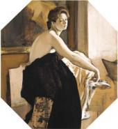Натурщица. 1905