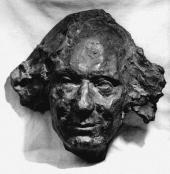 А.С. ГОЛУБКИНА. Вячеслав Иванов (маска). 1914