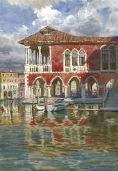 Сергей АНДРИЯКА. Венеция. 1997