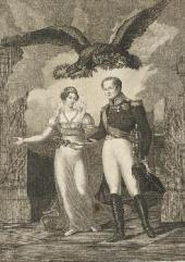 С. КАРДЕЛЛИ. «Мир Европы». Аллегория. 1814