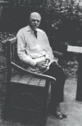 М.В. НЕСТЕРОВ. Болшево. Июль 1940