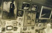 ЭКСПОЗИЦИЯ ПРОИЗВЕДЕНИЙ М.В. НЕСТЕРОВА В БАШКИРСКОМ ХУДОЖЕСТВЕННОМ МУЗЕЕ. 1930-е