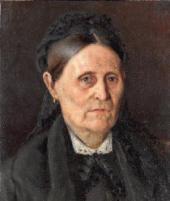 ПОРТРЕТ М.М. НЕСТЕРОВОЙ. КОНЕЦ 1870-х