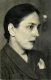 Н.М. НЕСТЕРОВА. 1948. Фотография