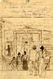 ПИСЬМО М.В. НЕСТЕРОВА К РОДНЫМ. САНКТ-ПЕТЕРБУРГ, 4 февраля 1893 г.