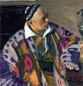 ПОРТРЕТ А.В. ЩУСЕВА. 1941