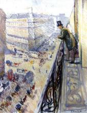 УЛИЦА ЛАФАЙЕТ. 1891