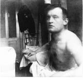 АВТОПОРТРЕТ «А-ЛЯ МАРАТ». 1908–1909
