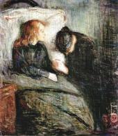 БОЛЬНОЙ РЕБЕНОК. 1896