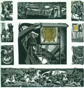 ДМИТРИЙ ДОНСКОЙ. 1969. ИЗ СЕРИИ «ГЕРОИ РУССКОГО НАРОДА XIII–XV ВЕКОВ»