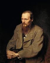 В.Г. ПЕРОВ. Портрет Федора Михайловича Достоевского. 1872