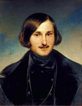 Ф.А. МОЛЛЕР. Портрет Н.В. Гоголя Около 1840-х