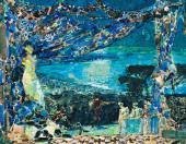 Михаил ВРУБЕЛЬ. Италия. Неаполитанская ночь. 1891