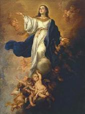 БАРТОЛОМЕ ЭСТЕБАН МУРИЛЬО (1617–1682). НЕПОРОЧНОЕ ЗАЧАТИЕ. Ок. 1680