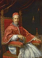 КАРЛО МАРАТТИ (1625–1713). ПАПА КЛИМЕНТ IX. 1669