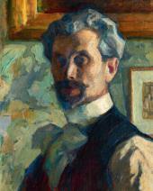 Автопортрет. 1900-е