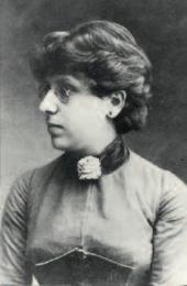 Розалия Исидоровна Кауфман. Одесса, 1888 г.