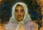 Лия Пастернак, мать художника. 1900
