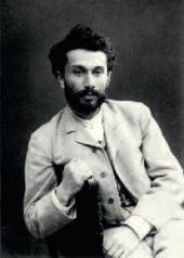 Леонид Пастернак. Москва, октябрь 1893