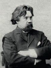В.И. Суриков. Фотография. Конец 1890-х