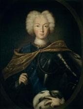 НЕИЗВЕСТНЫЙ ХУДОЖНИК ВТОРОЙ ЧЕТВЕРТИ XVIII ВЕКА. ПОРТРЕТ ИМПЕРАТОРА ПЕТРА II