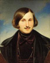 Портрет Н.В. Гоголя. Ок. 1841